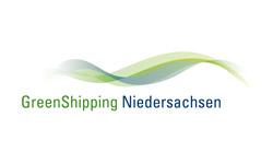 Logo GreenShipping Niedersachsen