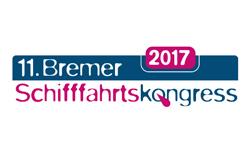 Logo Bremer Schifffahrtskongress 2017