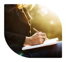 Vom Leben schreiben
