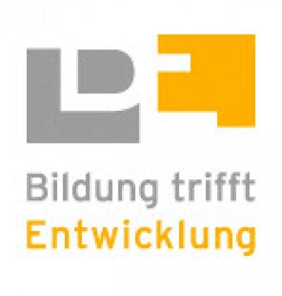Logo Bildung trifft Entwicklung. Quelle: http://www.bildung-trifft-entwicklung.de
