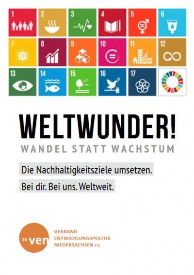 Titelseite der SDG-Fibel. Quelle: ven-nds.de