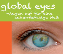 Logo Global Eyes. Quelle: www.deab.de