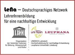 Logo LeNa. Quelle: leuphana.de