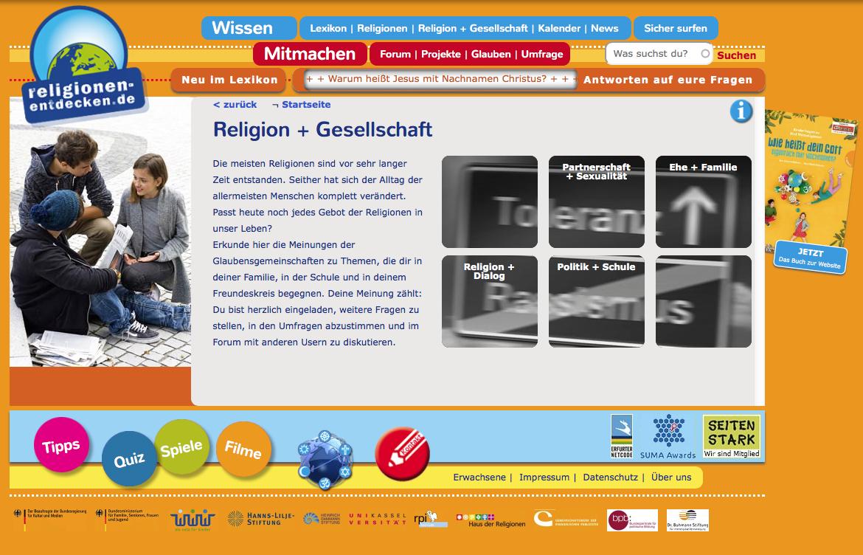 "Kinderfunkkolleg Trialog ""Was glaubst du denn?"" (Quelle: http://www.kinderfunkkolleg-trialog.de/)"