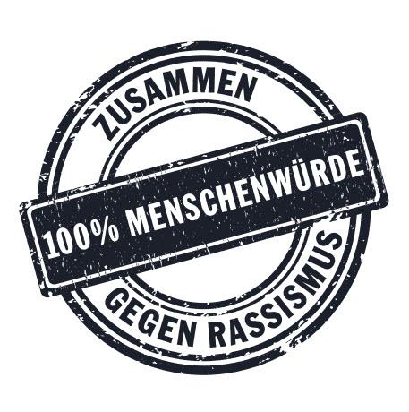 Logo Internationale Woche gegen Rassismus. Quelle: Stiftung gegen Rassismus