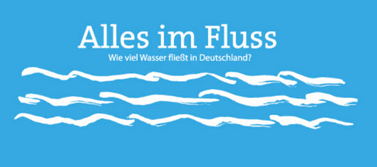 "Logo ""Alles im Fluss"". Quelle: http://bmbf.wasserfluesse.de/"