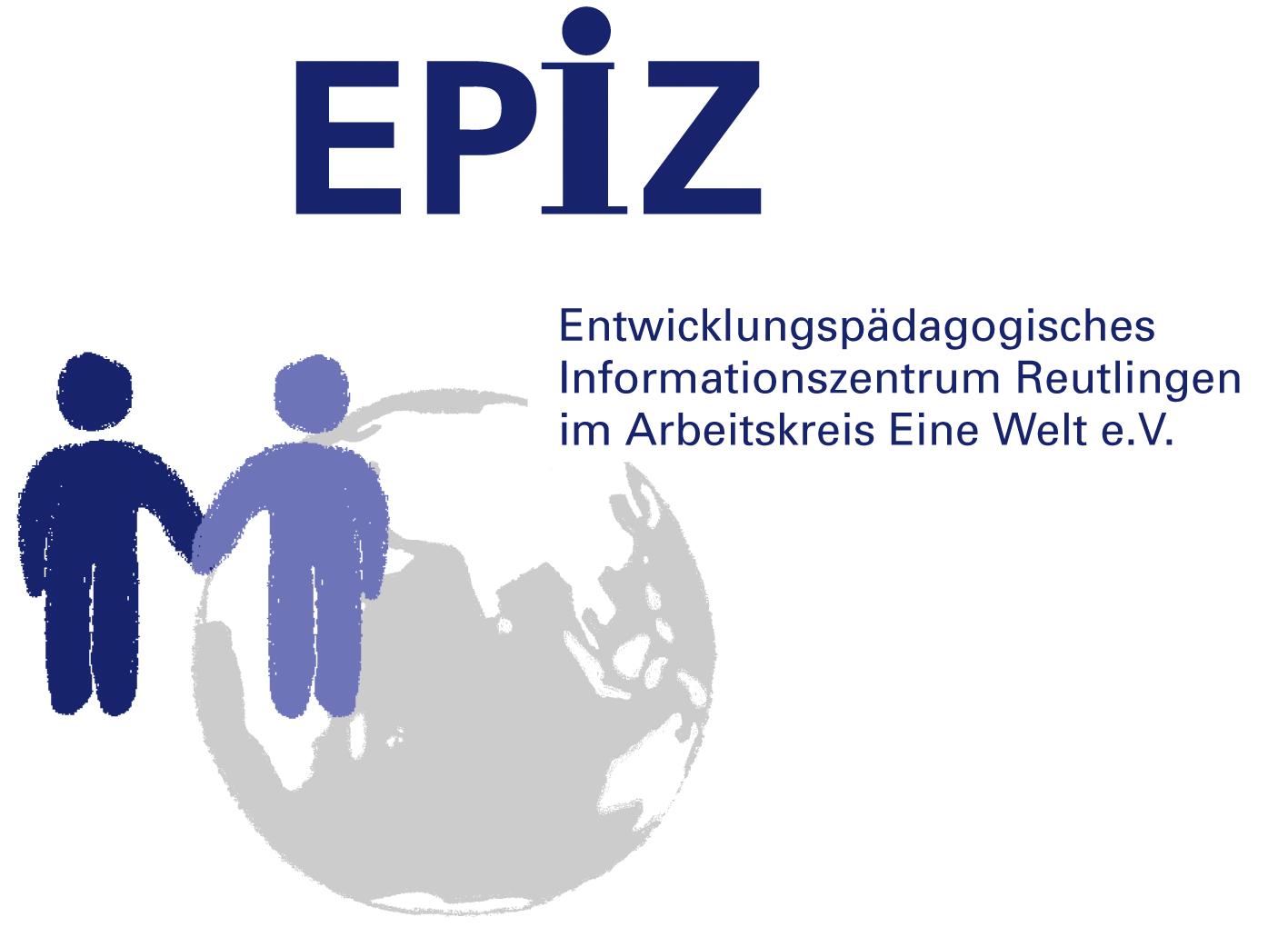 Logo Entwicklungspädagogische Informationszentrum EPiZ. Quelle: EPiZ