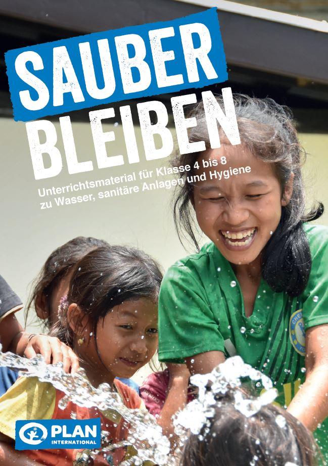 """Cover Bildungsmaterial """"Blaues Wunder"""". Quelle: bezev.de"""