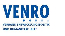 Logo VENRO. Quelle: venro.org