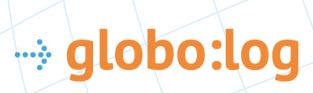 Logo globo:log. Quelle: http://globolog.net/