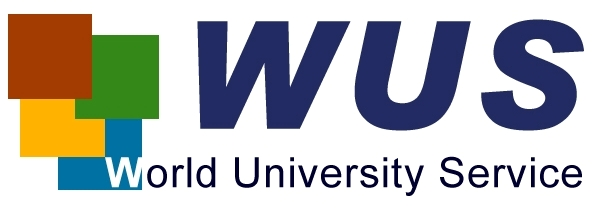 Logo World University Service. Quelle: WUS