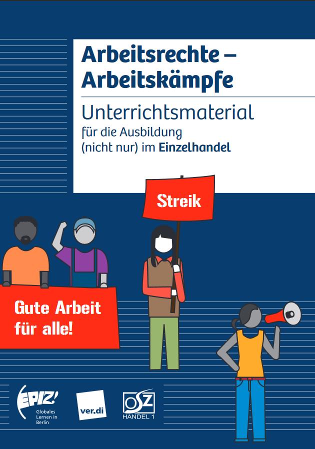 Cover des Arbeitsmaterials. Quelle:epiz