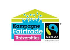 Logo Fairtrade-Universities. Quelle: fairtrade-towns.de