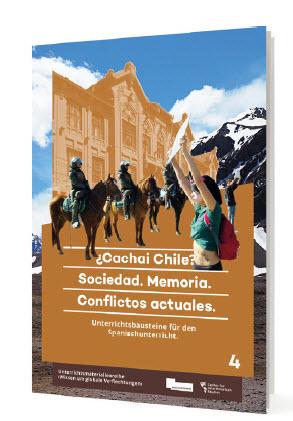 Titelseite ¿Cachai Chile?. Quelle: CENTER FOR INTERAMERICAN STUDIES
