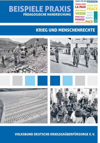 TItelseite Handreichung. Quele: Volksbund.de