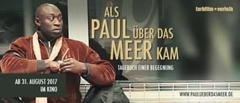 "Bild zum Film ""Als Paul über das Meer kam. Quelle: http://www.paulueberdasmeer.de/"