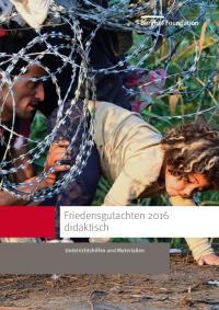 Titelseite Friedensgutachten. Quelle: http://www.berghof-foundation.org