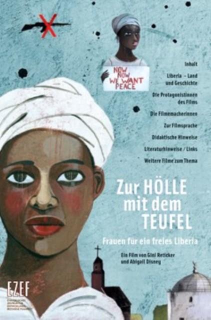 Cover DVD: Zur Hölle mit dem Teufel. Quelle: Baobab.at