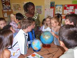 Lernen im Globalen Klassenzimmer. Quelle: epiz.de