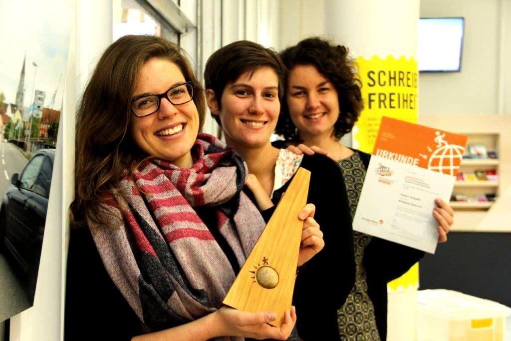 Gewinner des letzten Jahres. Quelle: Karl Kübel Stiftung