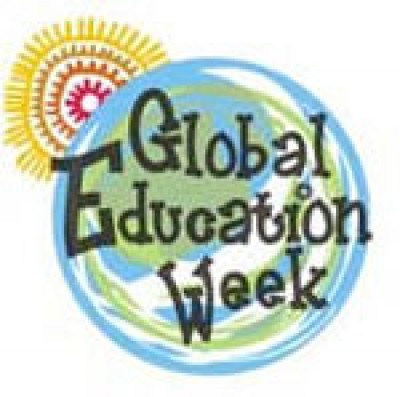 Logo Global Education Week. Quelle: coe.int