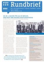 Titelblatt Rundbrief Bildungsauftrag Nord-Süd März 2017