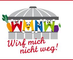 """Logo """"Wirf mich nicht weg!"""". Quelle:http://www.wirf-mich-nicht-weg.de/"""