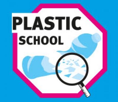 """Logo Projekt """"PlasticSchool"""". Quelle: plasticschool.de"""