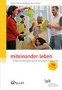 """Buch Logo """"miteinander leben"""" Quelle: lpb-bw.de"""