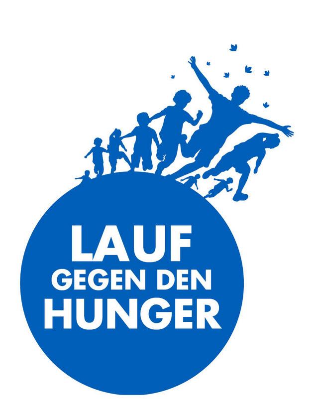 Logo Kampagne Lauf gegen den Hunger. Quelle: aktiongegendenhunger.de