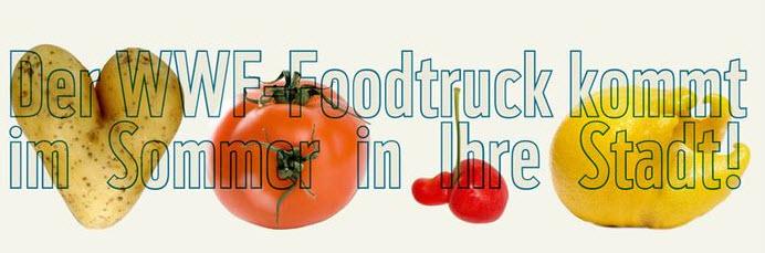 Logo zum WWF-Foodtruck. Quelle: wwf.de