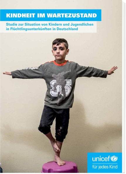 Titelbild Studie. Quelle: UNICEF