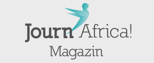 Logo Magazin JournAfrica! Quelle: journafrica.de