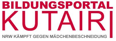 Logo Aktionsprogramm zu Mädchenbeschneidung. Quelle: www.kutairi.de