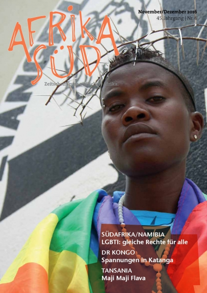 Heft Cover Afrika Süd 2016. Quelle: https://www.afrika-sued.org/files/heftcover_afrika_sued_november_dezember_2016.jpg