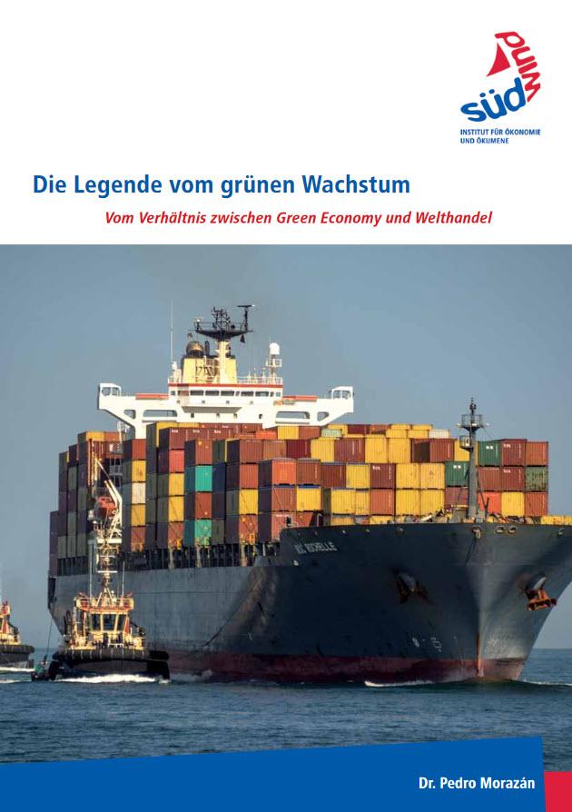 Titelseite der Studie. Quelle: suedwind-institut.de