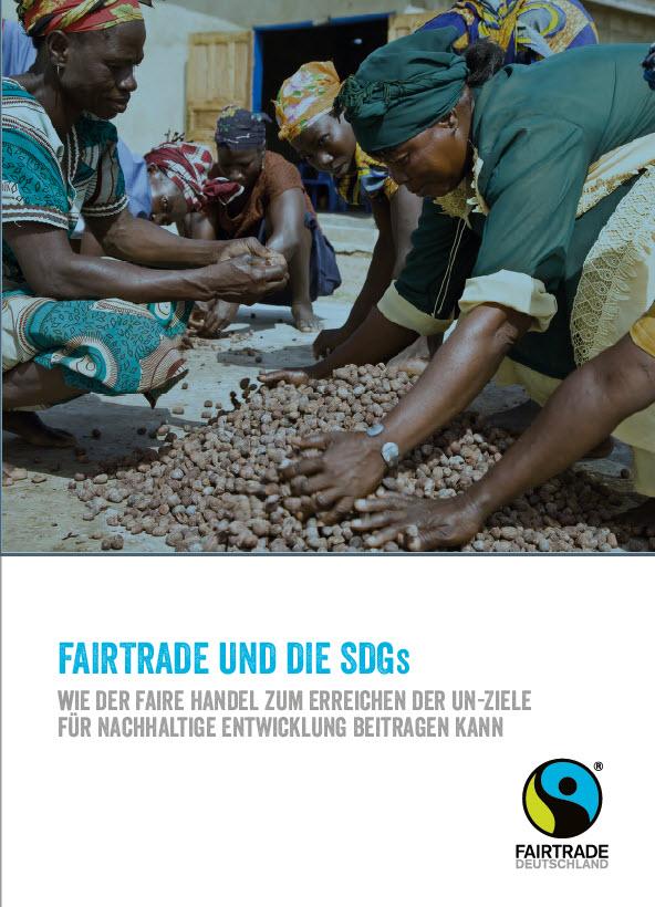 Titelseite Broschüre. Quelle: https://www.fairtrade-deutschland.de