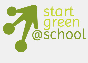 Logo Projekt StartGreen@School. Quelle: start-green.net/
