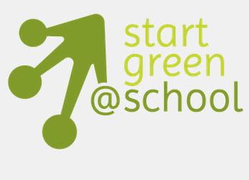 Logo Projekt StartGreen@School. Quelle: start-green.net/
