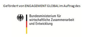 Logo Bundesministerium für wirtschaftliche Zusammenarbeit und Entwicklung (BMZ),  Quelle: BMZ