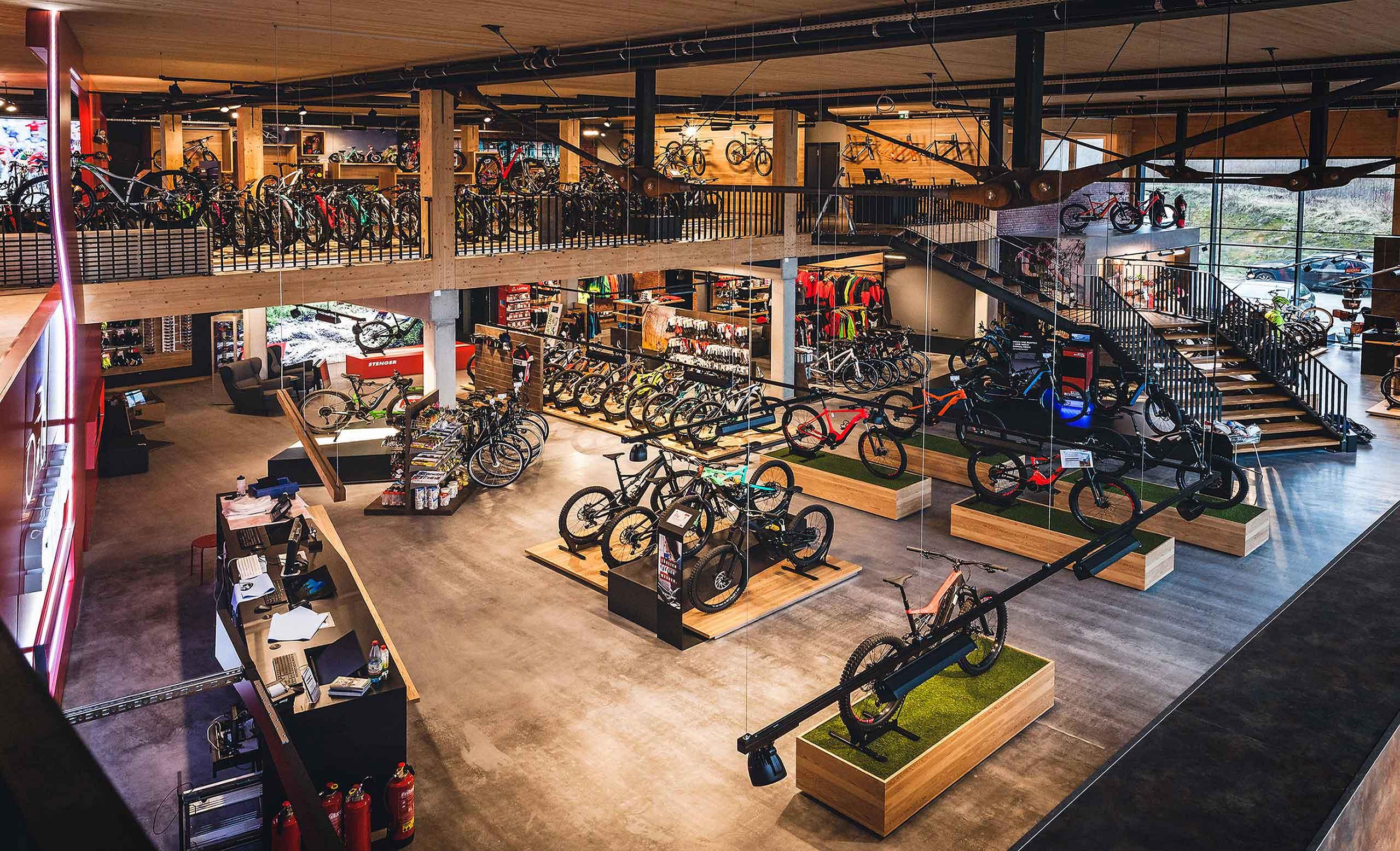 Bikeshop Stenger