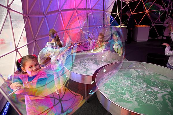 Bubblemania - Das Seifenblasenfestival