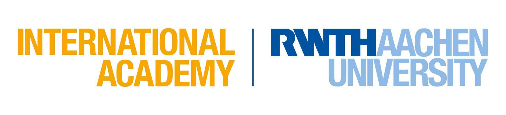 RWTH International Academy Logo