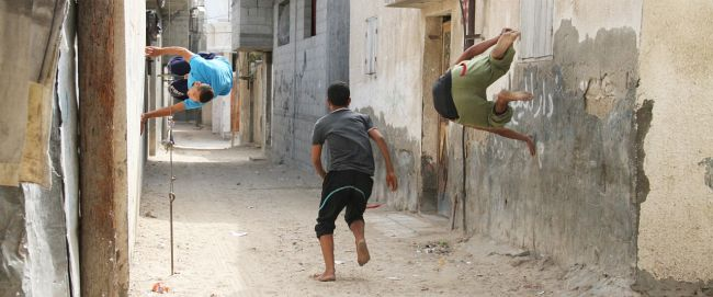 «Kids of Gaza»