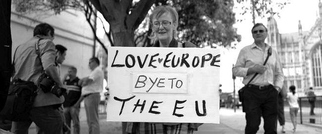 Good Bye EU - Love Europe