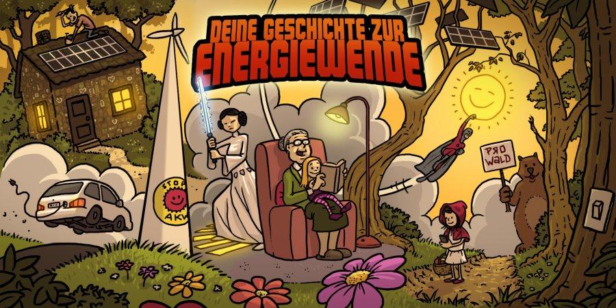 Storytelling-Kampagne der Energieblogger