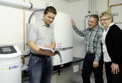Brennstoffzellen-Heizungen