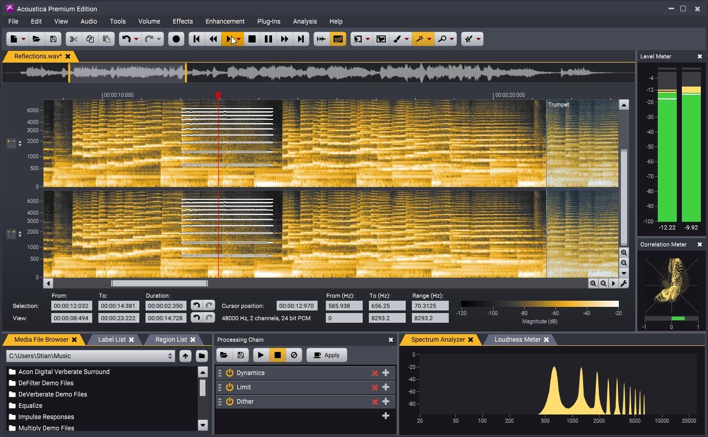Acoustica Premium Edition 7