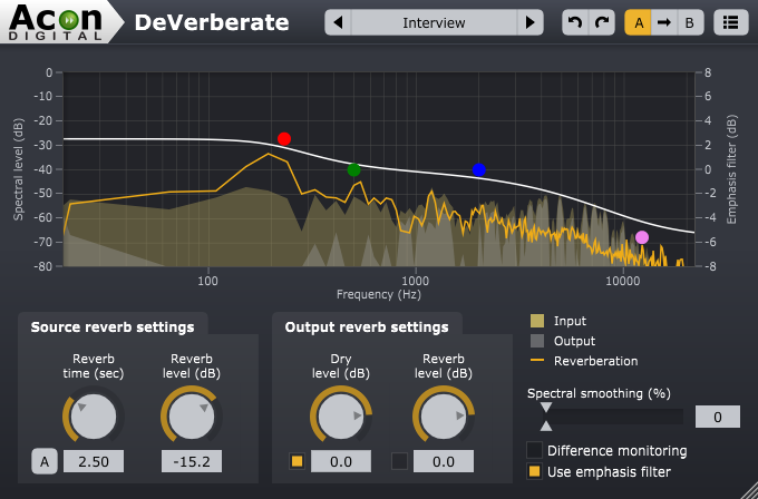 DeVerberate 1.6