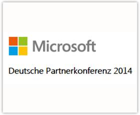 Microsoft Deutsche Partnerkonferenz 2014